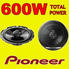 PIONEER 600 W total 3-WAY 6.5 in (environ 16.51 cm) 16.5 cm porte voiture/étagère Coaxial Haut-parleurs Paire