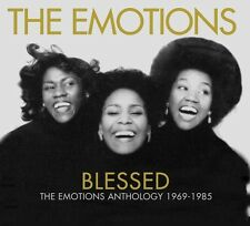 The Emotions - Blessed: Emotions Anthology 1969-1985 [New CD] UK - Import