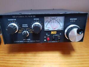 MFJ-962DAntenna Tuner , 1.5 KW, 1.8-30 MHZ, Coax, Wire, Balanced