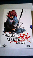 "DVD ""PEACE MAKER KUROGANE"" 5 DVD DIGIPACK PRECINTADO 24 CAPITULOS"