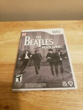 Wii games The Beatles Rockband