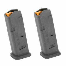 Glock 17 Magazine Magpul GL9 10 Round 9mm MAG801 2 pack