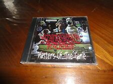 Masters of the Game Rap CD - Snoop Dogg Kid Frost Mac Dre MC EIHT Celly Cel E-40