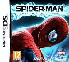 Spider Man - Edge of Time SAS (Nintendo DS), Good Nintendo DS,Nintendo DS Video