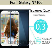 Tempered Glass Screen Protector LCD Guard Film For Samsung Galaxy Note 2 N7100