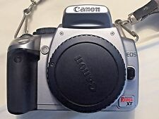 Canon EOS Rebel XT / EOS DS126071 8.0MP Digital SLR Camera - Black (Body Only)