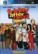 Friday Comedy Region Code 1 (US, Canada...) DVDs