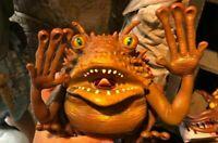 Disneyland Star Wars Galaxy's Edge WORRT Creature Figure Disney Oga's CANTINA