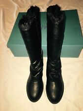 New in Box!!!! BLOWFISH Comfy Faux Fur Lined Black Boots, Size 8