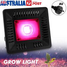 100W Full Spectrum COB LED Grow Light Outdoor Plant Veg Hydroponic Flood Lamp AU