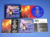 Yngwie Malmsteen - Fire & Ice, JAPAN CD OBI with Slipcace