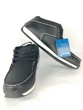 Gravis IV Fulton Men's Skateboard Shoes Size 8 41 Black White Lace Up Grip NWT