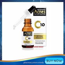 Acnes C10 Vitamin C 15ml, Scar & Black Spot solution, Anti-Acne, Mentholatum