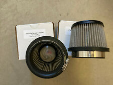 """53-4274-BLK performace air filters 2.5"""" TAUCETI set of two filtri aria"""