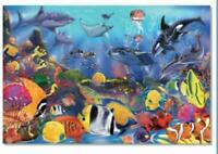 Melissa & Doug Underwater Floor Puzzle - 48 Pieces