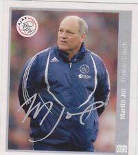 AH 2010-2011 Panini Like sticker 023 Ajax Amsterdam Martin Jol
