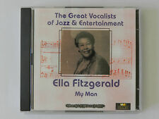 2 CD Ella Fitzgerald My Man The Great Vocalists of Jazz & Entertainment