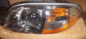 NOS 2001-2003 Ford Windstar Head Light Assembly # 3F2Z-13008-CBCP