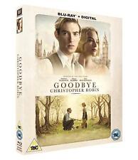 Goodbye Christopher Robin w/ Slipcover (Blu-ray, 2017, Region Free) *NEW*