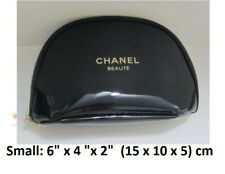 NIP Chanel Snowflake Beauty Cosmetic Makeup Small Pouch Case Bag ShipTrack