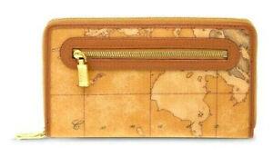 Alviero martini 1° Class W028 6000 Women's Wallet Purse Button Zipper Pocket