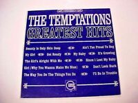 THE TEMPTATIONS ~TEMPTATIONS GREATEST HITS ~ GORDY GLPS 919