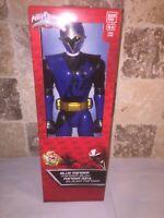 Sabans Power Rangers Ninja Steel Blue Ranger Bandai
