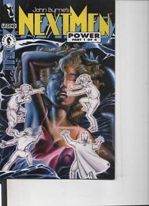 NEXTMEN 23 MAR 1994 MINT