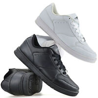 Mens New Casual Walking Running Gym Sports Basketball Skate Trainers Shoes Size