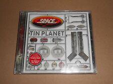 Space - Tin Planet - CD Album