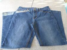Cato Woman's Size 16 Boot Cut Jeans Med Wash