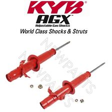 For Honda Prelude 92-01 Set of 2 Front Left & Right Shock Absorbers KYB AGX