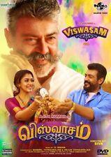 Viswasam Tamil DVD Stg: Ajith Kumar, Nayanthara