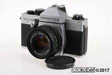 PRAKTICA MTL 5 B mit Pentacon 50mm f1/1,8 - SNr: 669721