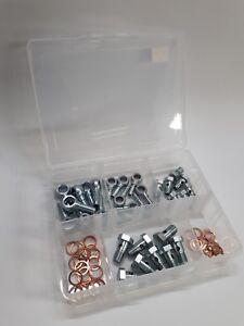 Bendix/Facet Metric fuel pump fitting kit *Zinc Plating*