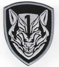 MEDAL OF HONOR OFA WOLFPACK SILVER PATCH