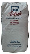 Attain Tetraploid Annual Pasture Ryegrass Seed - 50 Lbs.