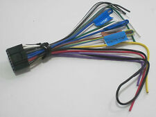 kenwood car audio and video installation original kenwood kdc x395 wire harness new oem b