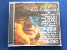 Ennio Morricone - We all love - CD SIGILLATO