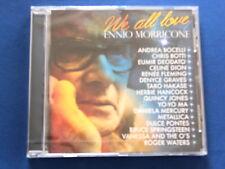 Ennio Morricone - We all love - CD SIGILLATO