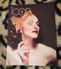 """Madonna """"icona"""" Ufficiale Fan Club Magazine N. 31 da 1999 MOLTO RARO LA REGINA DEL POP"""