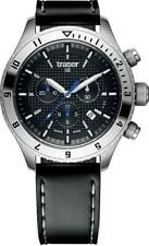 Traser Watch T5 Master Chronograph with Leather Strap 106974