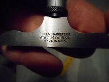 The L.S. STARRETT Co. DEPTH gauge No. 440