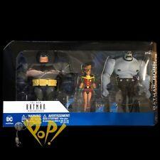BATMAN Animated Series MUTANT & Robin Figure Box Set DC Comics COLLECTIBLES!