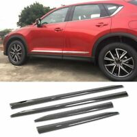 Fit For Mazda CX-5 2017-2021 Car Body Moulding Overlay Cover Trims Chrome ABS