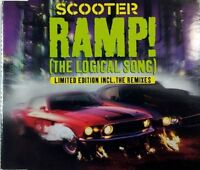 Scooter Ramp! (2001, ltd. edition) [Maxi-CD]