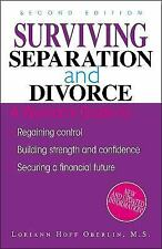 Surviving Separation and Divorce : A Woman's Guide to: Regaining Control,...