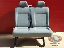 VW T5 Seat rear bench double Transporter Inca inka Sitzbank