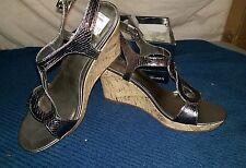 NWB St John's Bay wedge shoes, size 10 - Reg price $50.00!