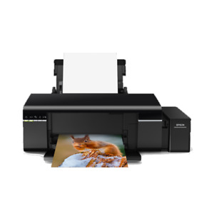 Epson L805 6-Color Wireless Tank System DPI On-demand All in One Printer
